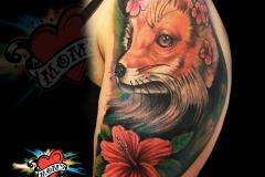 real-fox-