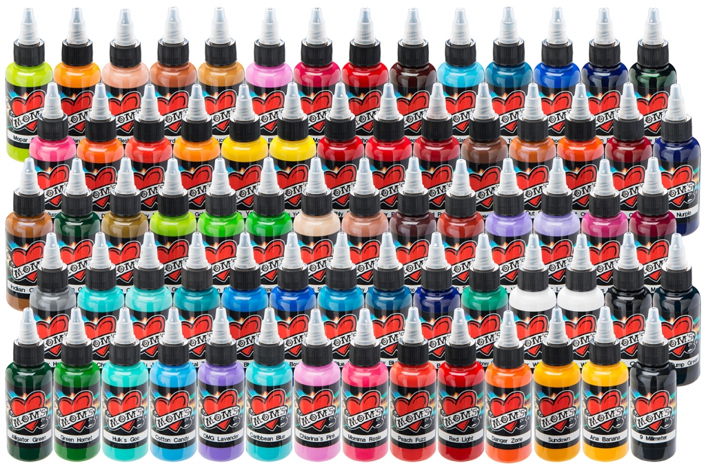 Moms Millennium Ink Pure Uncut Homogenized Pigment Dispersion